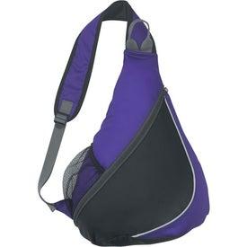 Shoulder Sling Backpack with Your Logo