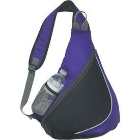 Shoulder Sling Backpack Branded with Your Logo
