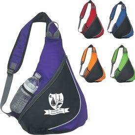 Advertising Shoulder Sling Backpack