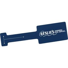 Customized Shur-Lock Luggage Tag