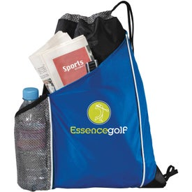 Sidecar Drawstring Pack for Marketing