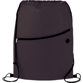 The Sidekick Drawstring Cinch Backpack for your School