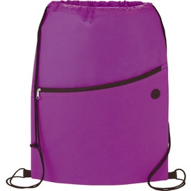 Advertising The Sidekick Drawstring Cinch Backpack