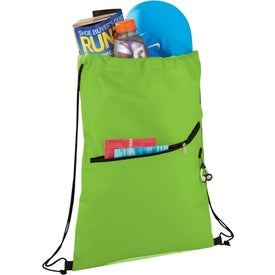 The Sidekick Drawstring Cinch Backpack for Promotion