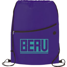 Personalized The Sidekick Drawstring Cinch Backpack