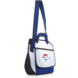 Sketch Messenger Bag for Your Organization