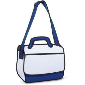 Customized Sketch Messenger Bag