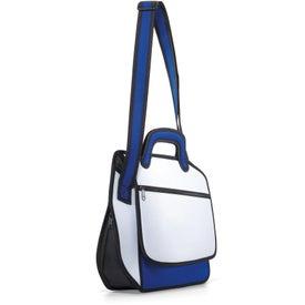 Company Sketch Messenger Bag
