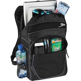 Slazenger Competition Compu-Backpack for your School