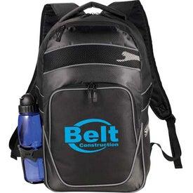 Customized Slazenger Competition Compu-Backpack