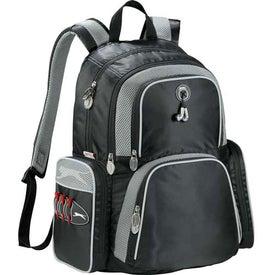 Customized Slazenger Turf Series Compu-Backpack