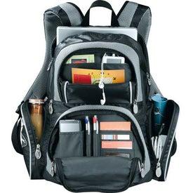 Logo Slazenger Turf Series Compu-Backpack