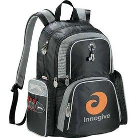 Branded Slazenger Turf Series Compu-Backpack