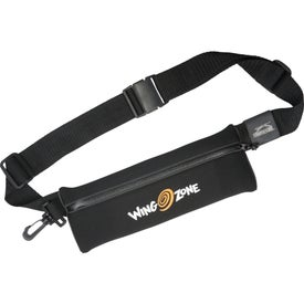 Slazenger Reflective Fitness Waist Pack