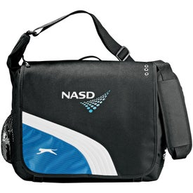 Slazenger Sport Compu-Messenger Bag