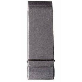 Sleek Black Mini Case/Elastic Closure