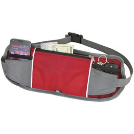 Customized Slim-N-Sleek Waist Pack