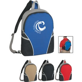 "Sling Backpack (12"" x 16"" x 3"")"