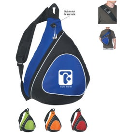 "Sling Backpack (13"" x 19"" x 7"")"