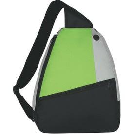 Advertising Sling Backpack