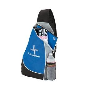 Custom Polyester Sling Bag