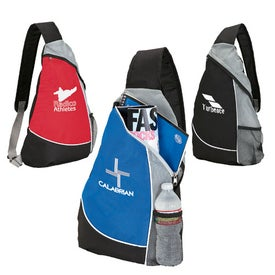 Polyester Sling Bags