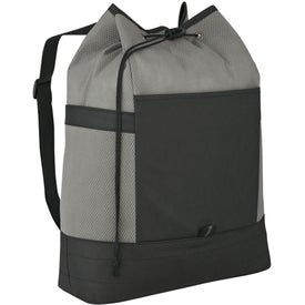 Sling-N-Go Sling Backpack Imprinted with Your Logo