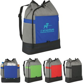 Sling-N-Go Sling Backpack for your School