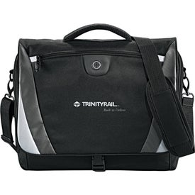 Slope Compu-Messenger Bag
