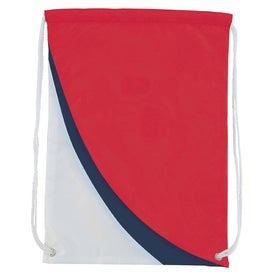 Slopes Drawstring Backpack for Your Church