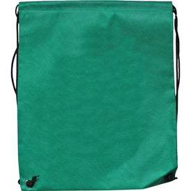 Small All Purpose Backpack Imprinted with Your Logo