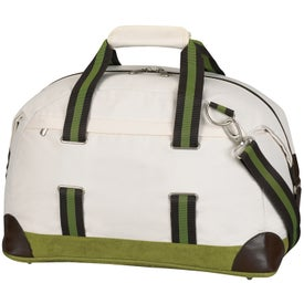 Imprinted Small Grommet Dr. Bag