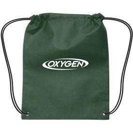 Small Non-Woven Drawstring Backpack for Your Church