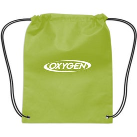 Promotional Small Non-Woven Drawstring Backpack