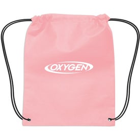 Advertising Small Non-Woven Drawstring Backpack