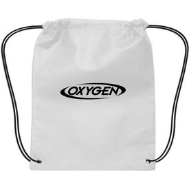 Personalized Small Non-Woven Drawstring Backpack