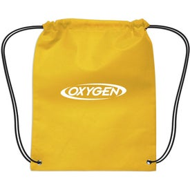 Small Non-Woven Drawstring Backpack for Your Organization