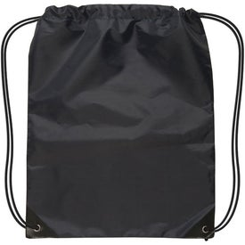 Small Nylon Drawstring Backpack for Your Company