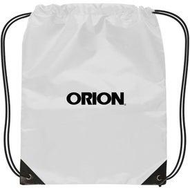Custom Small Nylon Drawstring Backpack