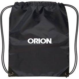 Small Nylon Drawstring Backpack