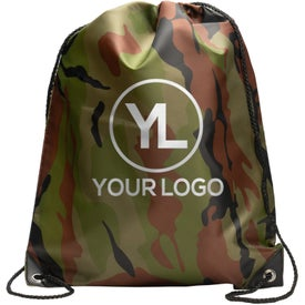 Small Sports Drawstring Backpacks