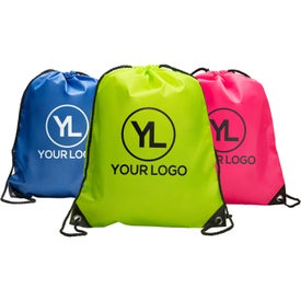 Small Sports Drawstring Backpack