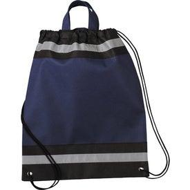 Customized Small Eagle Drawstring Cinch Backpack