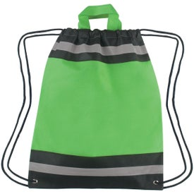Branded Small Non-Woven Reflective Hit Sports Pack