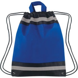 Personalized Small Non-Woven Reflective Hit Sports Pack