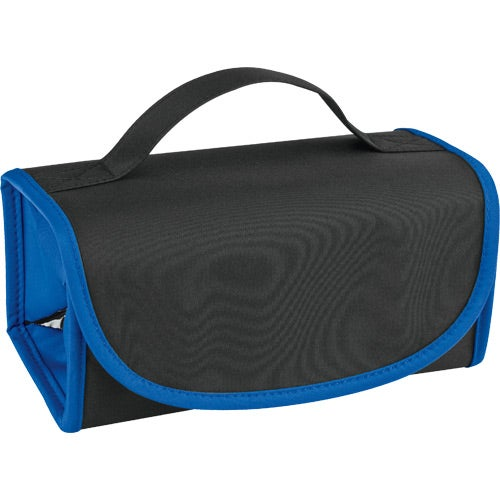 Black / Blue Smart-n'-Stylin Travel Case
