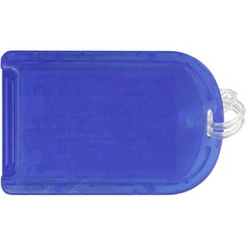 Snap Luggage Tag for Customization