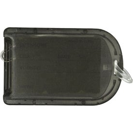 Snap Luggage Tag Branded with Your Logo