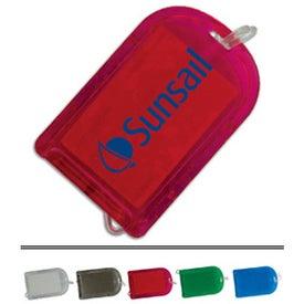 Company Snap Luggage Tag