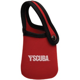 Imprinted Snap-a-Long Carry Pouch